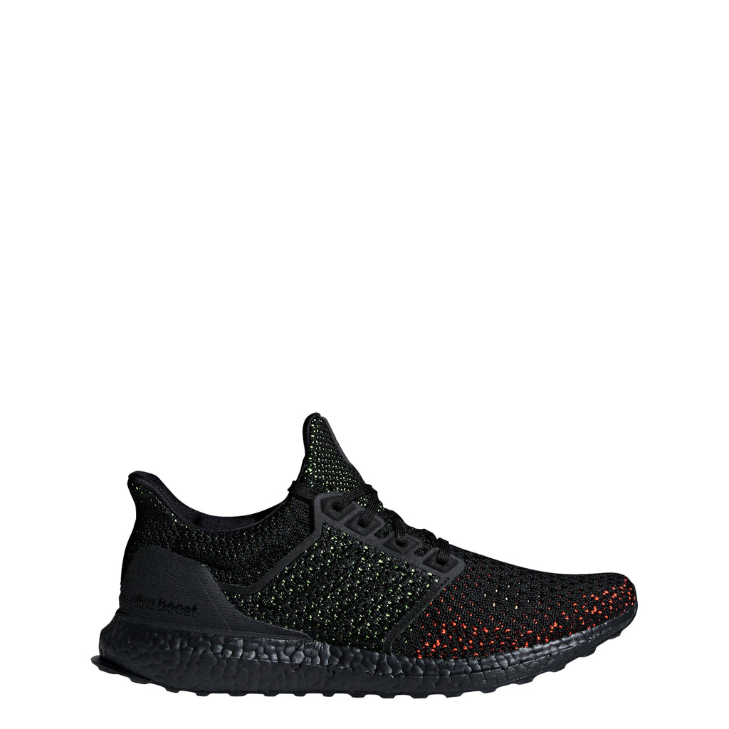 051f29056d04ec Adidas Men s Ultra Boost Clima Running Shoes - Black   Solar Red - AQ0 –  Kratz Sporting Goods