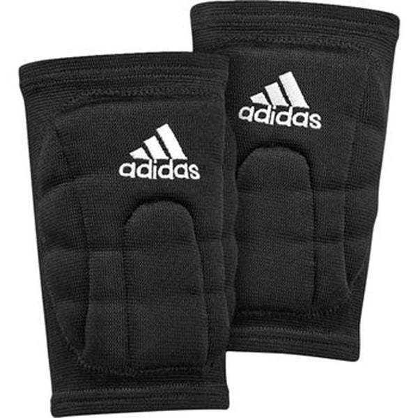 "adidas vb kp comp 3.0 volleyball knee pads black z51054 adult womens 7.5 inch 7.5"" 7.5 in 7.5-inch"