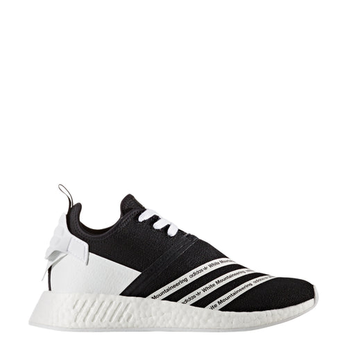 adidas white mountaineering nmd r2 primeknit pk running shoes core black white cg3648 men mens sale closeout clearance