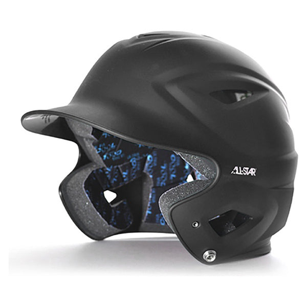 all star series seven bh3500m matte batting helmet