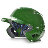 all star series seven bh3010 youth molded batting helmet green