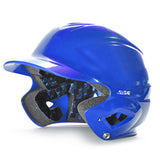 all star series seven bh3010 youth molded batting helmet royal blue