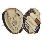 all star young pro series youth catcher mitt cm1200bt 31.5