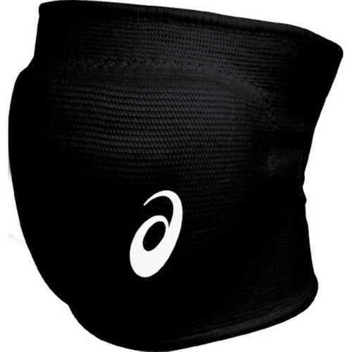 asics competition 4.0G volleyball knee pads black zd2421 unisex adult kneepad 5 inches 5in 5-inch