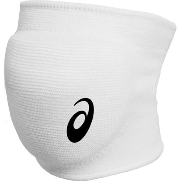 asics competition 4.0G volleyball knee pads white zd2421 unisex adult kneepad 5 inches 5in 5-inch