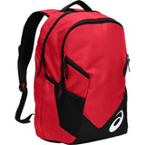 asics edge II backpack zr3434 red black white volleyball bag youth adult men women zr3434-2390