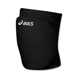 asics international 2 volleyball knee pads black zd0508 unisex adult kneepad 7 inches