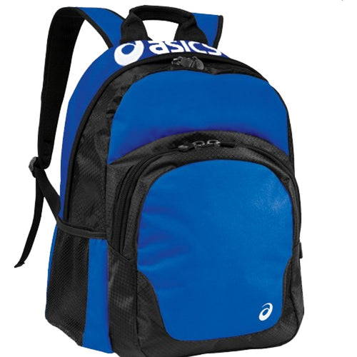 asics team backpack zr1125 royal blue black white volleyball bag youth adult men women zr1125-4390