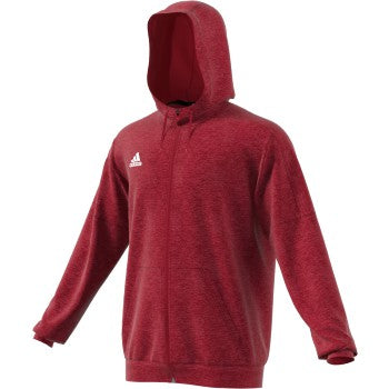Adidas Team Issue Full Zip Hooded Jacket - 111D