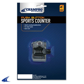 champro sports push button sports counter a021