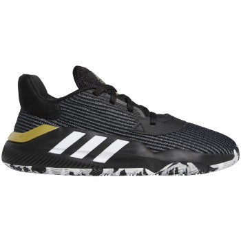 Adidas Pro Bounce Low 2019 -CORE BLACK/FTWR WHITE/GOLD MET.  - EF0469