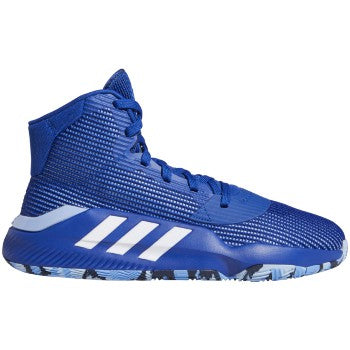 Adidas Pro Bounce 19  Coll. Royal/White/Glow Blue - EF0473