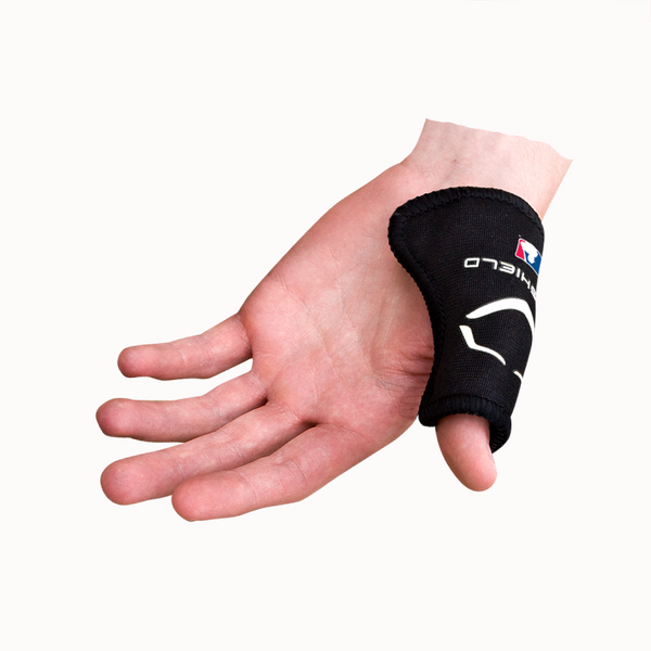 Evoshield thumb guard, evoshield catcher's thumb guard