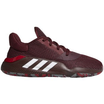 Adidas Pro Bounce Low 2019 - MAROON/WHITE/ACTIVE MAROON  - G26178