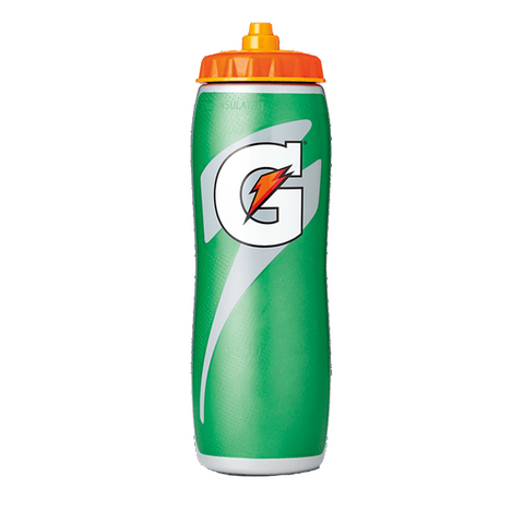 gatorade 32oz insulated contour squeeze water bottle 32 ounce