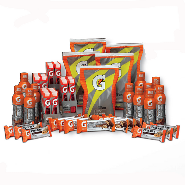 Gatorade High School Create Your Own Package, Gatorade high school package