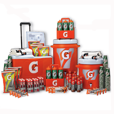 Gatorade High School Package - G Series Performance