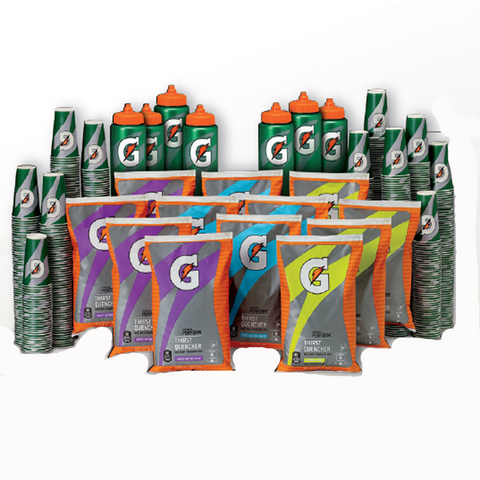 Gatorade High School Refuel and Restore Package, Gatorade high school package