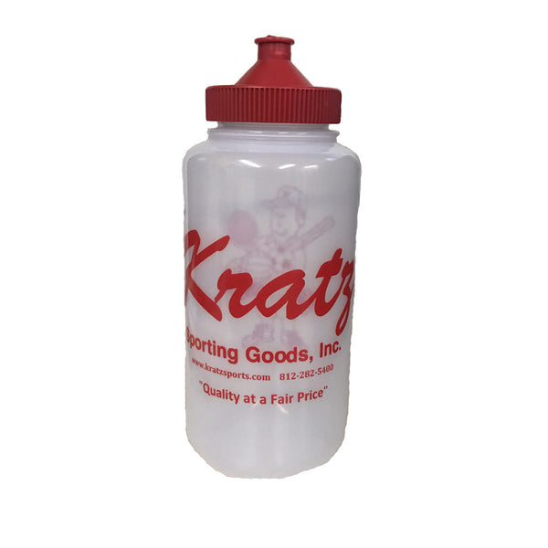 Kratz Sporting Goods 32 oz ounce sport water bottle front