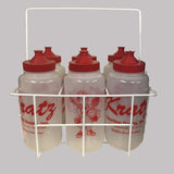 kratz wire water bottle carrier