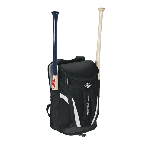louisville slugger select stickpack black baseball softball backpack wtl9702