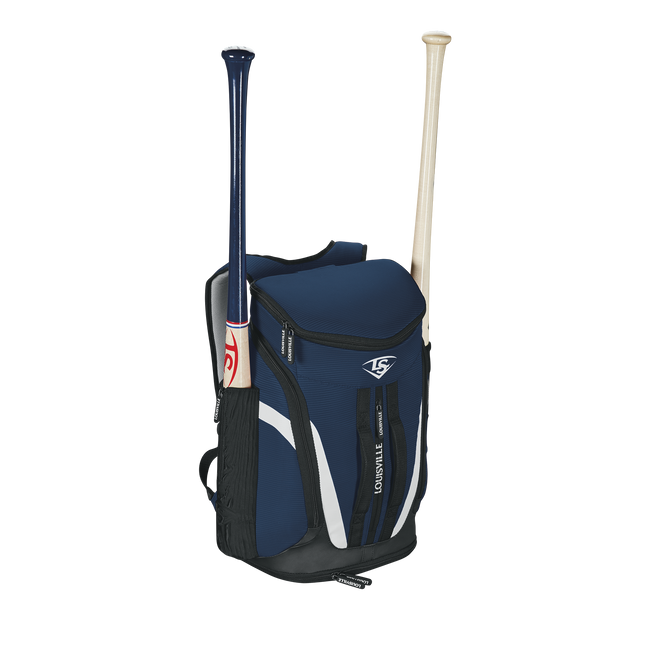 louisville slugger select stickpack navy baseball softball backpack wtl9702
