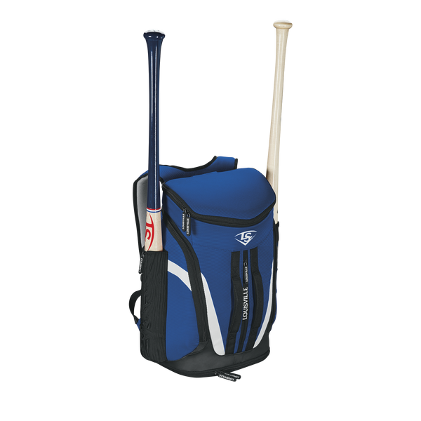 louisville slugger select stickpack royal blue baseball softball backpack wtl9702