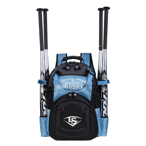 louisville slugger series 7 stick pack bat pack ebs714 black columbia blue baseball softball