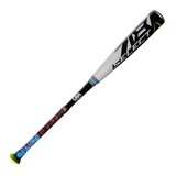 louisville slugger 2018 select 718 2 5/8 -10 usa senior league baseball bat wtlubs718b10