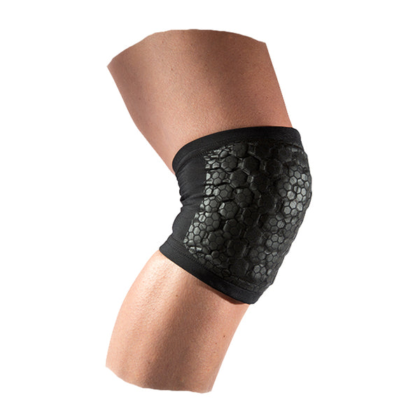mcdavid 6515x teflx volleyball knee pads elbow pads black unisex adult