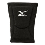 mizuno lr6 volleyball knee pad black 480105 adult unisex 6 3/4 inch 6.75 inches 480105.9090 480105-9090
