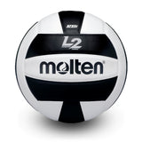 molten l2 L2 volleyball black white ivu ivu-hs ivu-blk-hs high school indoor nfhs approved