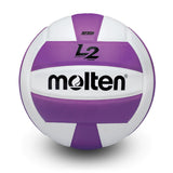 molten l2 L2 volleyball purple white ivu ivu-hs ivu-pur-hs high school indoor nfhs approved
