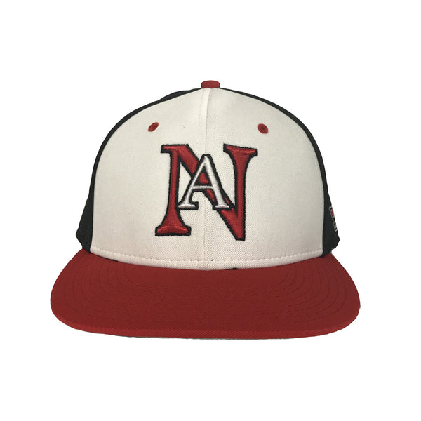 2017 new albany little league all stars baseball hat front