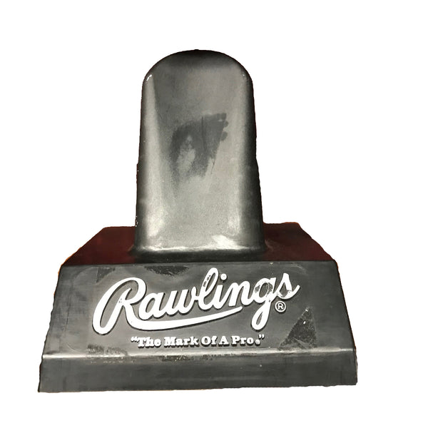 rawlings sporting goods baseball glove display stand black