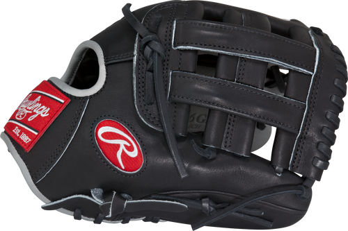 Rawlings heart of the hide pro205-6gbwt 11.75 infield pitcher baseball glove black
