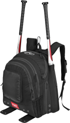 rawlings baseball team player backpack black bkpk