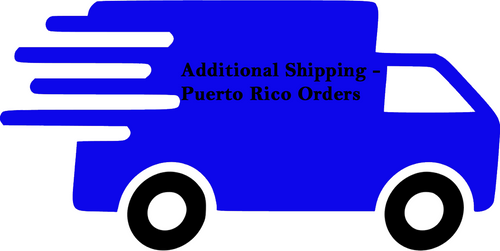 purchase additional shipping for puerto rico orders