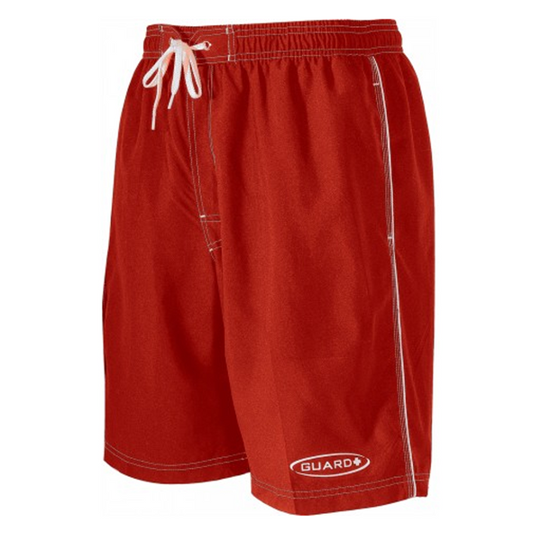 a20e0d8838 tyr men's guard challenger swim trunk red white tcgu5a men mens lifeguard  swimming trunk shorts boardshort