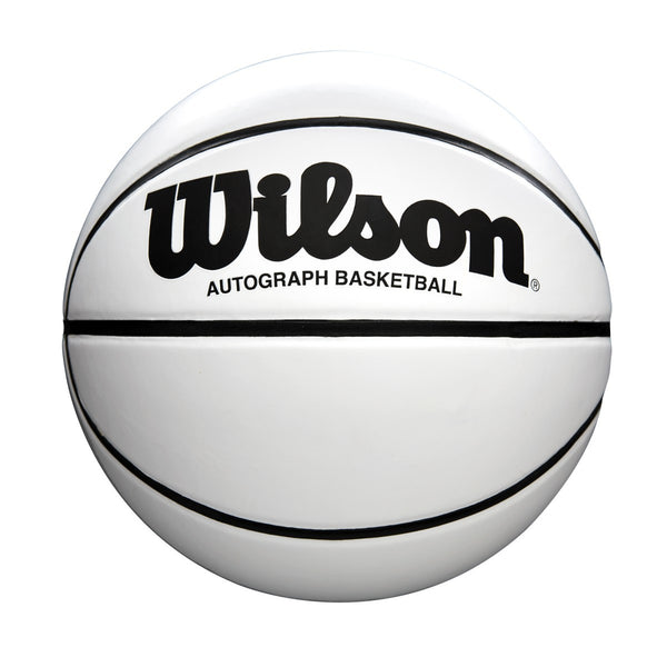 wilson mini autograph basketball wtb0503
