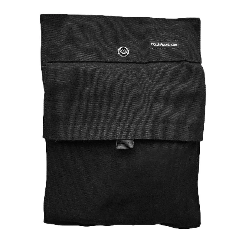 black conceal and carry pocket by kiltman kilts