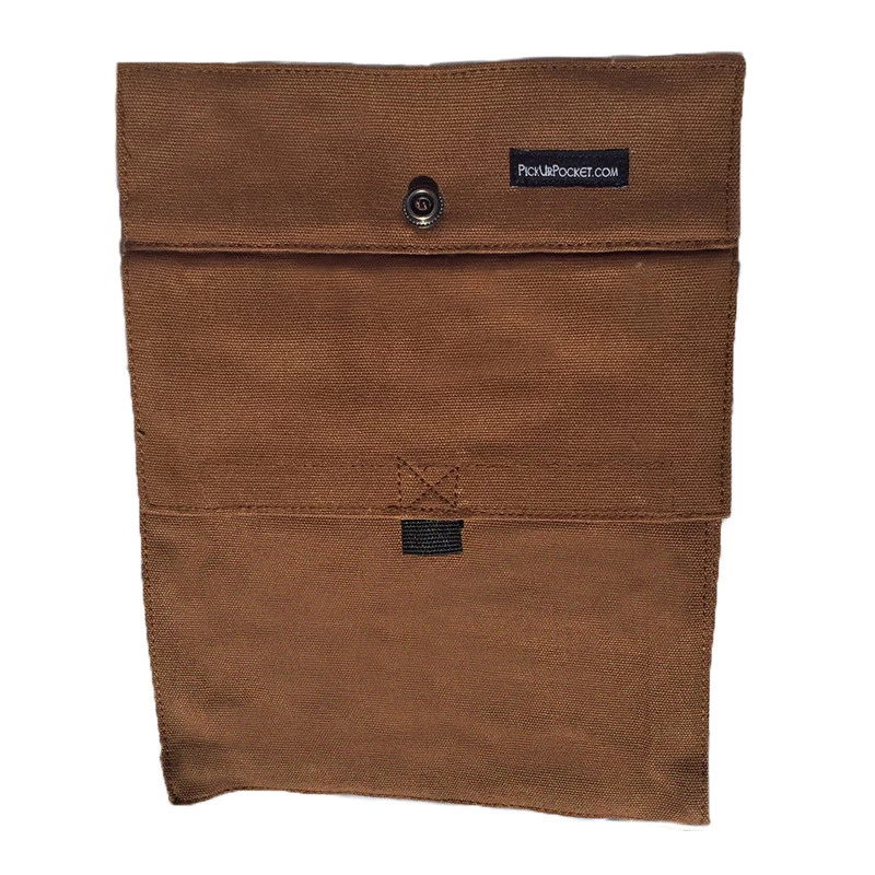 tobacco conceal and carry pocket by kiltman kilts