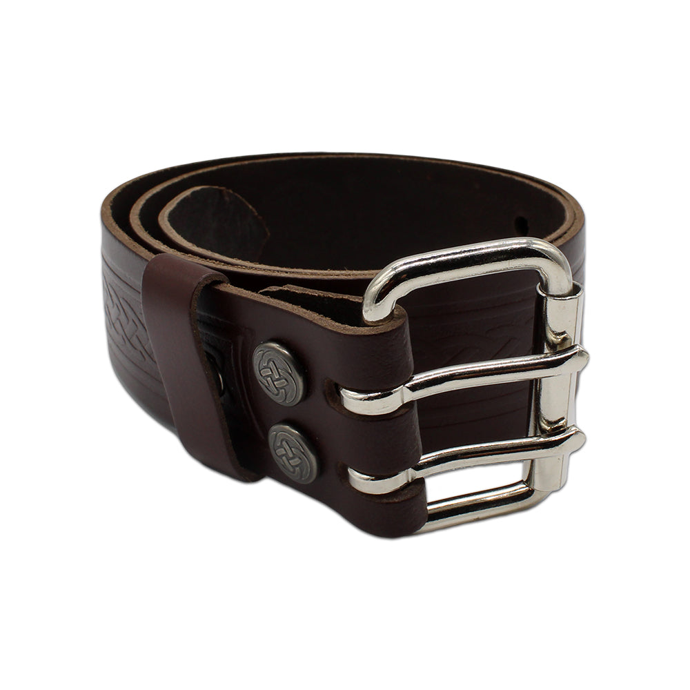 Real Leather Kilt Belt