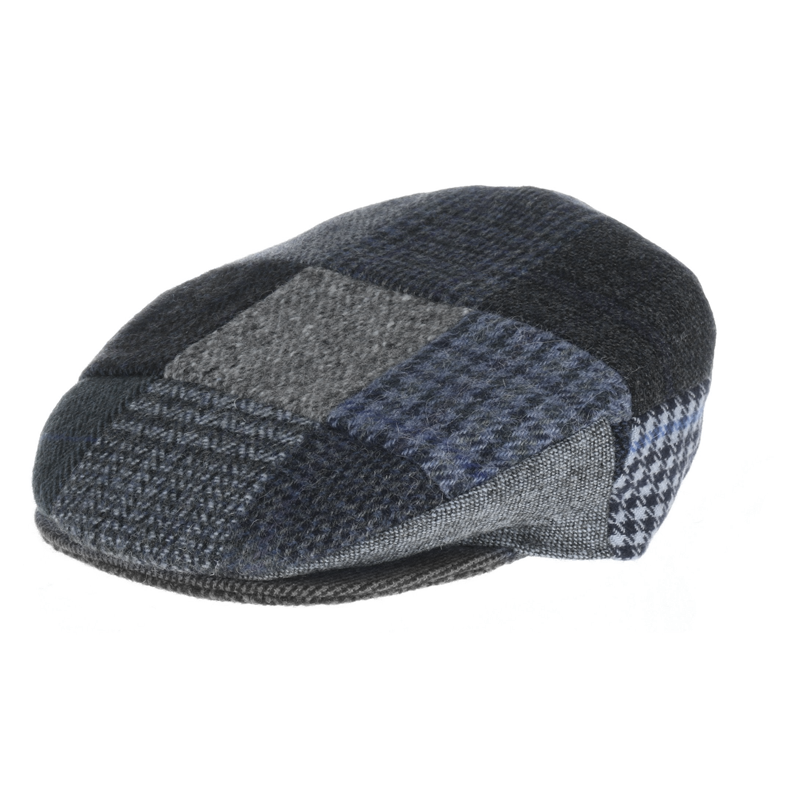 Irish Traditional Wool Flat Cap Patch