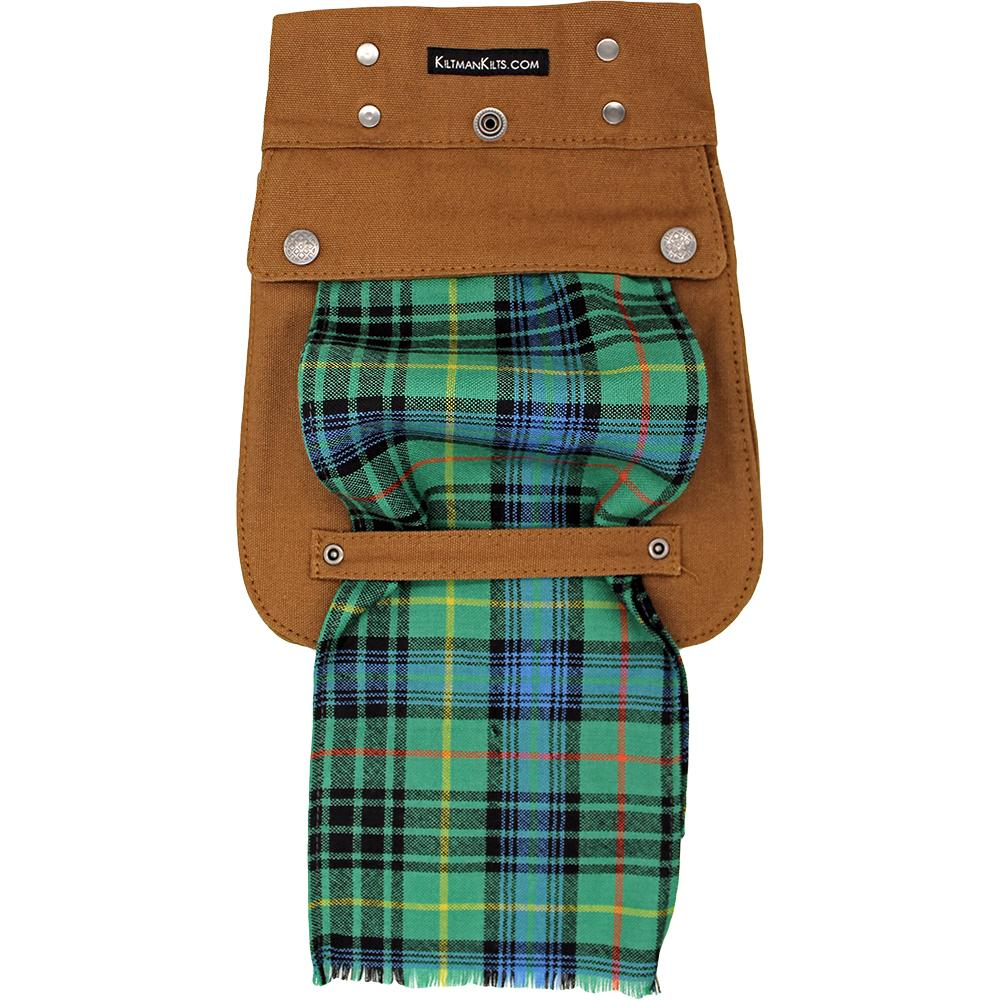 The Heritage Kilt Pocket