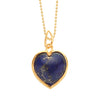 Lapis Heart for Calm