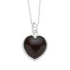Onyx Heart for Strength