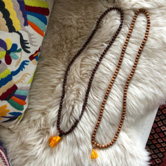 Mala Intention Beads