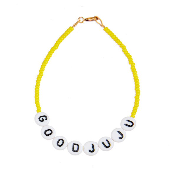 Good Juju Yellow Bracelet