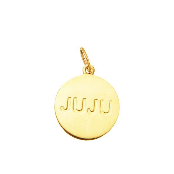 Good JuJu Double Sided Medallion